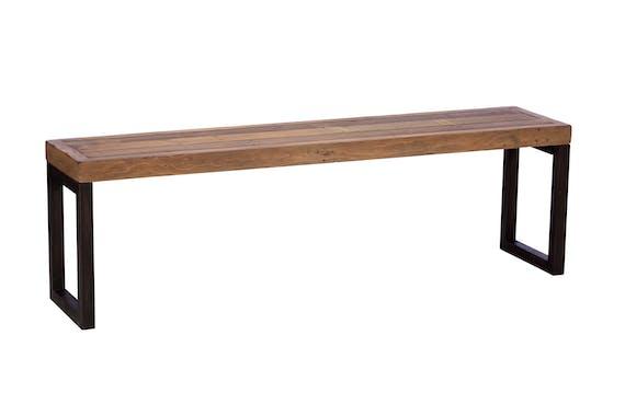 Banc bois recyclé 155cm BRISBANE