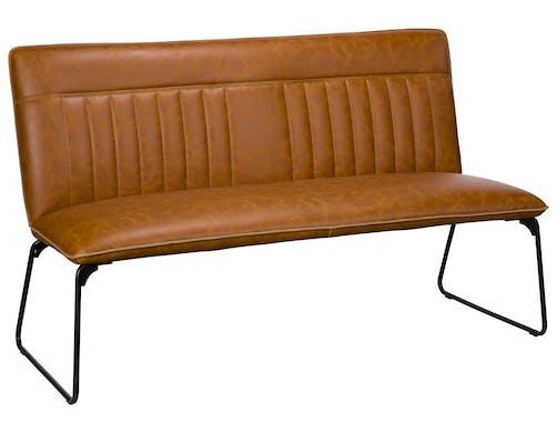 Banc de table industriel camel OKA