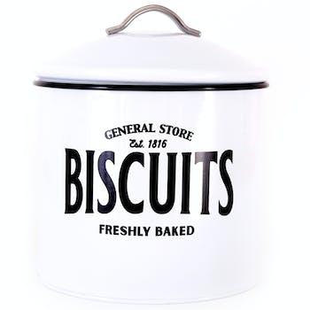 """Boite à biscuits """"general store"""""""