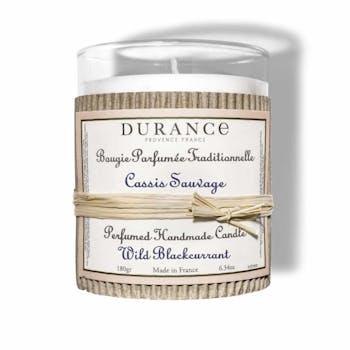 Bougie parfumée Cassis Sauvage DURANCE