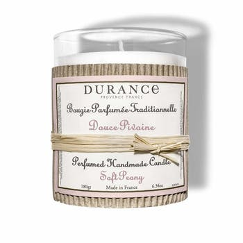 Bougie parfumée Douce Pivoine DURANCE