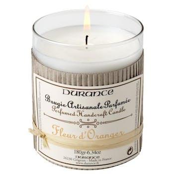 Bougie parfumée Fleur d'oranger DURANCE