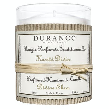 Bougie parfumée Karité Divin 180 gr DURANCE