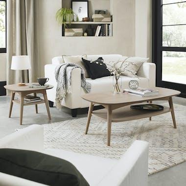 Bout de canapé scandinave COPENHAGUE