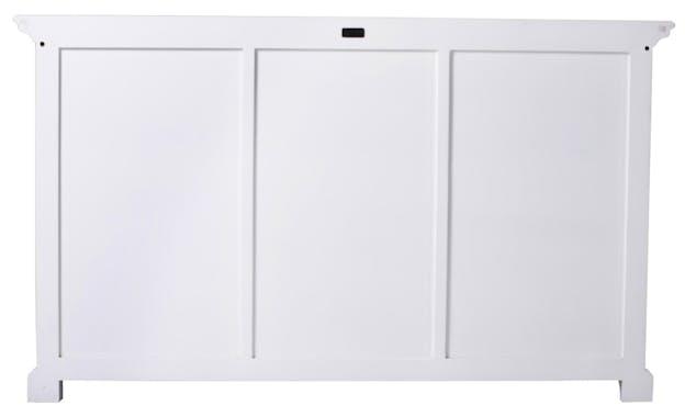 Buffet 3 portes blanc ROYAN