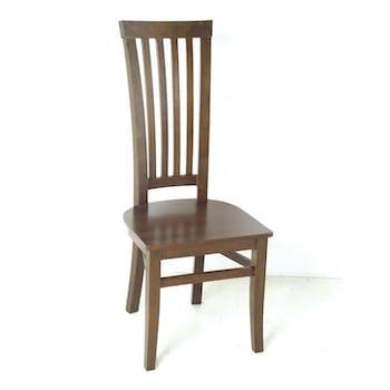 Chaise Hévéa 45x51x110cm MAORI