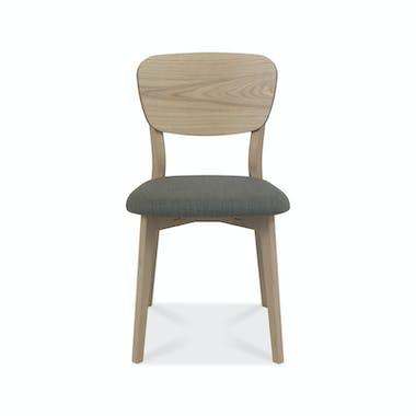 Chaise scandinave (lot de 2) COPENHAGUE
