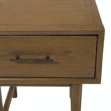 Chevet vintage 1 tiroir PADANG