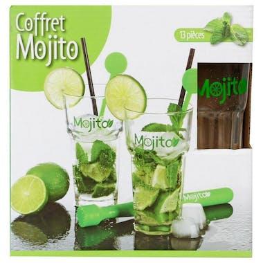Coffret Mojito 13 pièces
