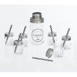 Coffret Shaker + 6 shooters