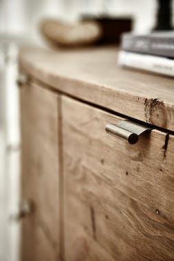 Commode en bois recyclé 4 tiroirs BELFAST