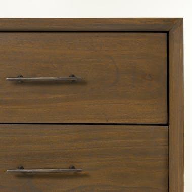 Commode vintage 4 tiroirs PADANG