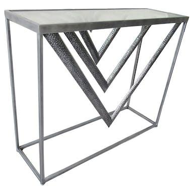 Console design série triangles HIMALAYA