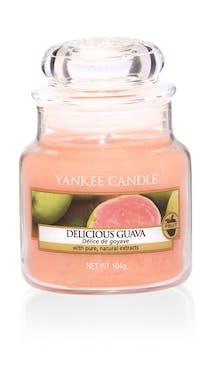 Délice de Goyave bougie parfumée petite jarre YANKEE CANDLE