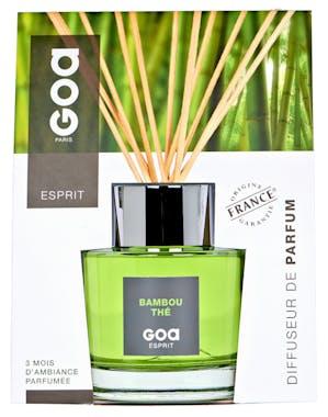Diffuseur de parfum Esprit Bambou Thé 200 ml CLEM GOA