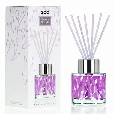 Diffuseur de parfum Intemporels L'Heure Florale 200 ml CLEM GOA