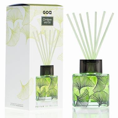 Diffuseur de parfum Intemporels Ombre Verte 200 ml CLEM GOA