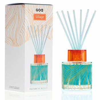 Diffuseur de parfum Intemporels Sillage 200 ml CLEM GOA