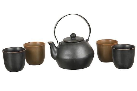 Ensemble à thé 5 pièces