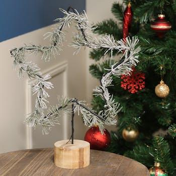 Etoile de Noël à LED