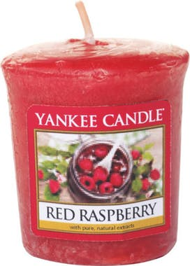 Framboise bougie parfumée votive YANKEE CANDLE