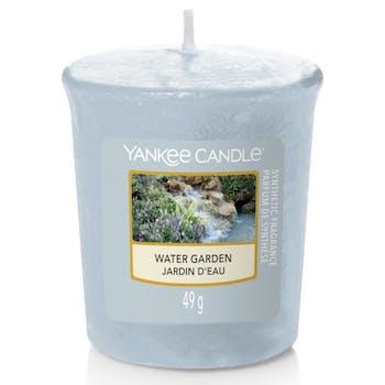 Jardin d'eau bougie parfumée votive YANKEE CANDLE