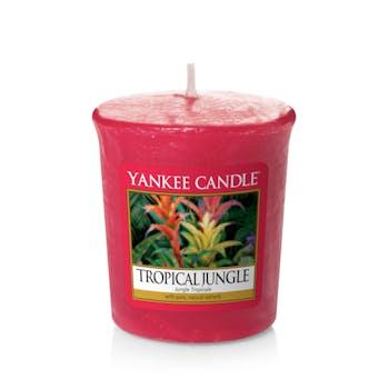 Jungle Tropical bougie parfumée votive CANDLE