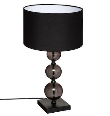 Lampe de salon moderne en verre