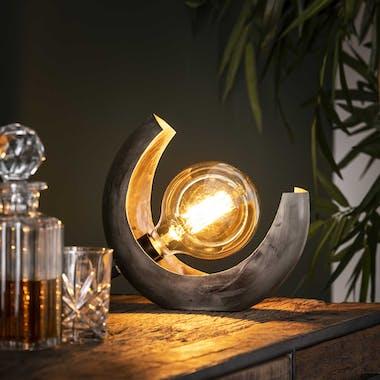 Lampe décorative arc en relief TRIBECA