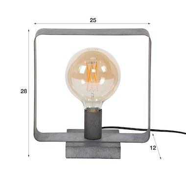 Lampe industrielle bandeau RALF