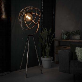 Lampe projecteur style vintage TRIBECA