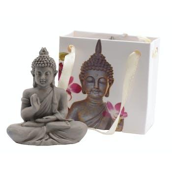 Mini Bouddha dans sac H5,5cm