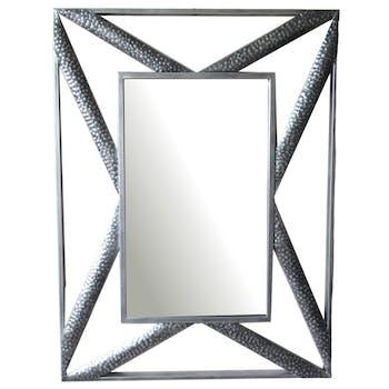 Miroir décoratif cadre étoile