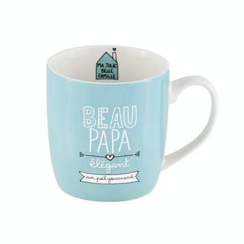 Mug (+ boite) Beau-papa élégant DLP