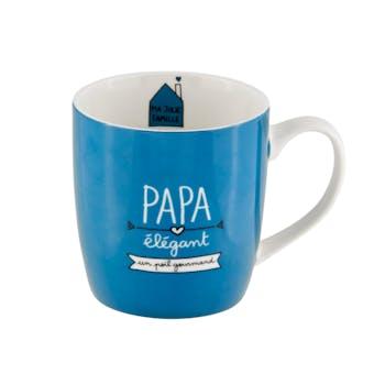 Mug (+ boite) Papa gourmand DLP