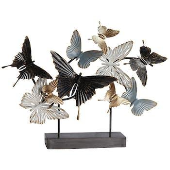 Objet déco à poser papillons