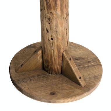 Portemanteau en bois de pin recyclé DENVER
