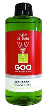 Recharge Fleur de Tiaré 500ml pour diffuseur CLEM GOA