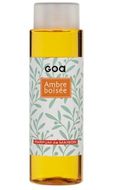 Recharge Intemporels Ambre Boisé 250 ml pour diffuseur CLEM GOA