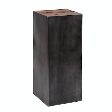 Sellette bois métal style industriel SHEFFIELD