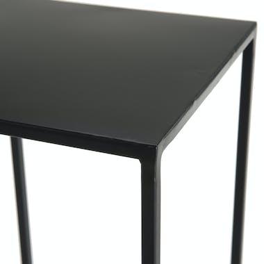 Sellette industrielle métal noir LIVERPOOL