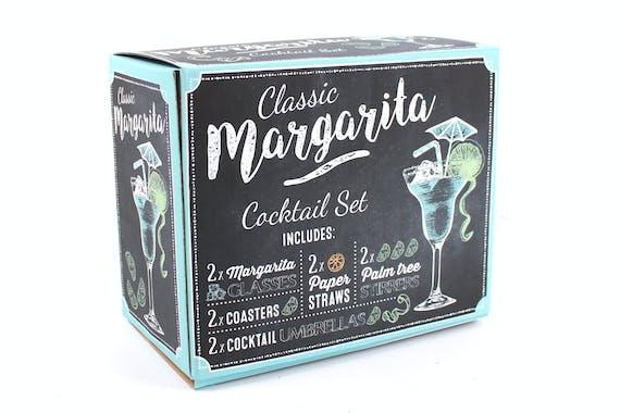 Set à Cocktail Margarita en coffret