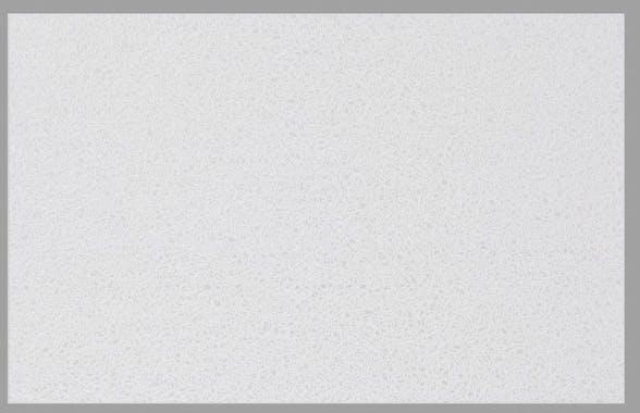 Set de table spaghetti 30 x 45 cm  Blanc