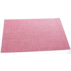 Set de table texaline rectangle 50 x 35,5 cm Rose