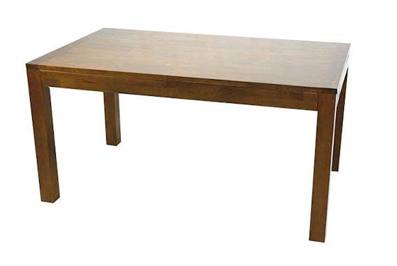 Table à manger extensible bois massif 150-250 OLGA