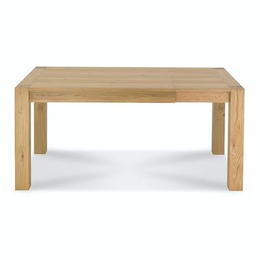 Table à manger extensible en bois 125-165 cm ALTA