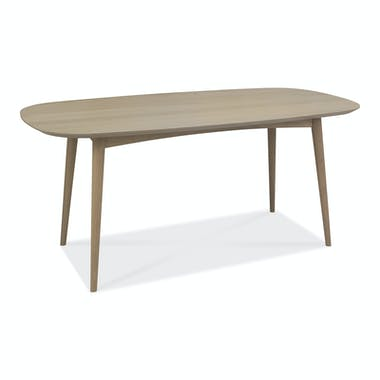 Table à manger scandinave 175 cm COPENHAGUE