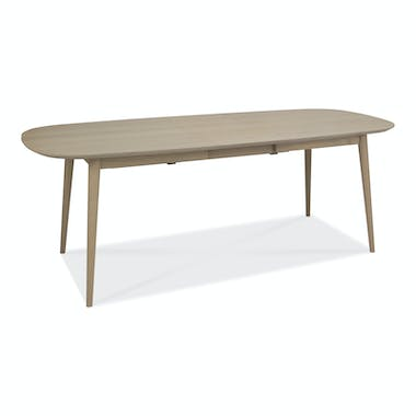 Table à manger scandinave extensible 175-215 cm COPENHAGUE