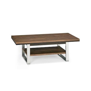 Table basse double plateau RIMINI
