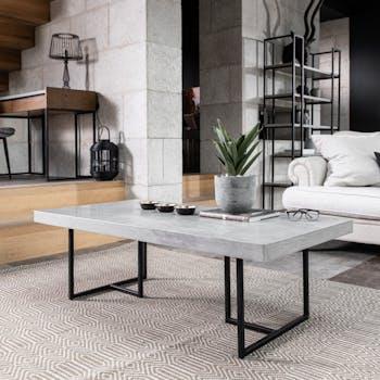 Table basse design KINGSTON